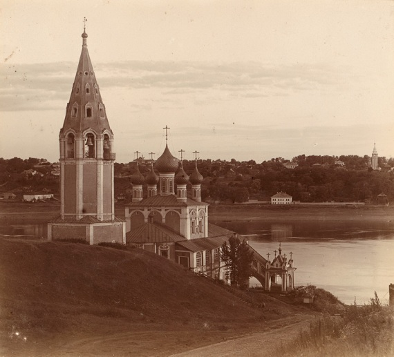 Тутаев – город трех святых