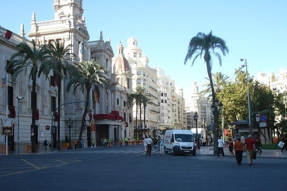 Курорт Валенсия, Испания