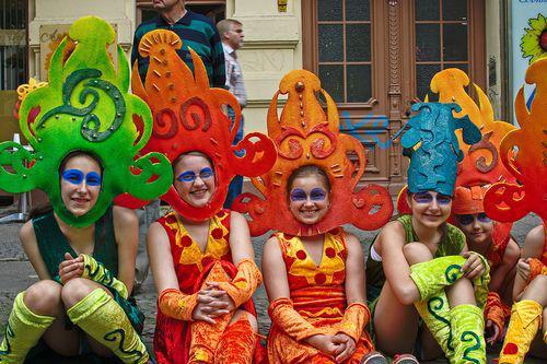 Берлин: карнавал культур