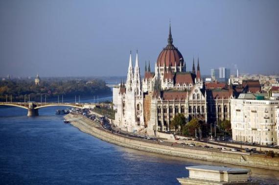 Венгерская столица – город Будапешт