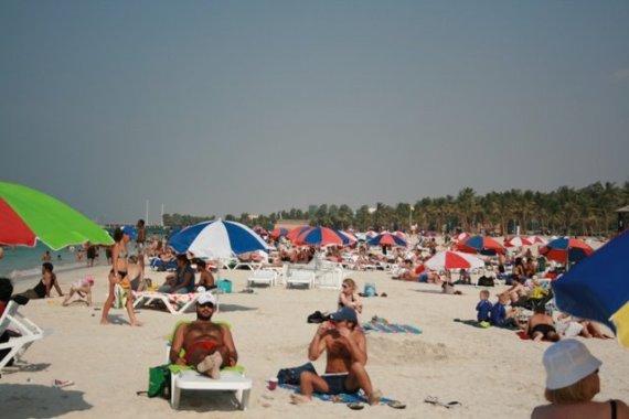Чистейшие пляжи Гаваны всегда заполнены отдыхающими