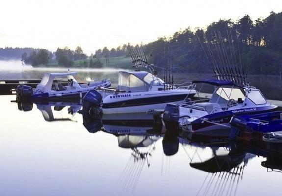 Транспорт для корпоративной рыбалки