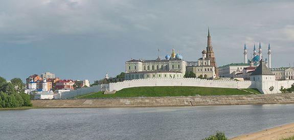 Казань - мультикультурная столица Татарстана