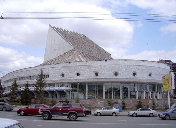 """Театр """"Глобус"""" в Новосибирске"""