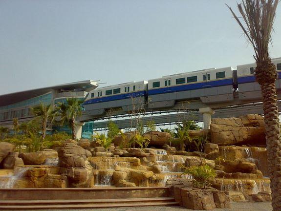 Дубай - самый экономически развитый эмират в ОАЭ