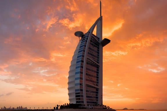Burj Al Arab Jumeirah, отель в Дубае