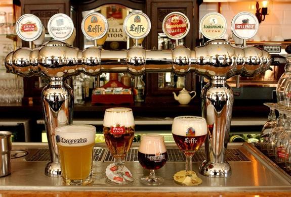 Лучшее пиво в Чехии – разливное