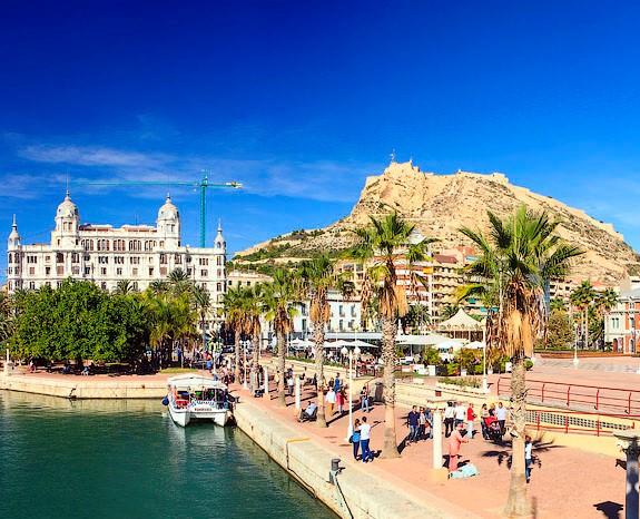 Аликанте - испанский курорт