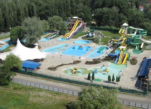 Аквапарк «Экватор» в Краснодаре