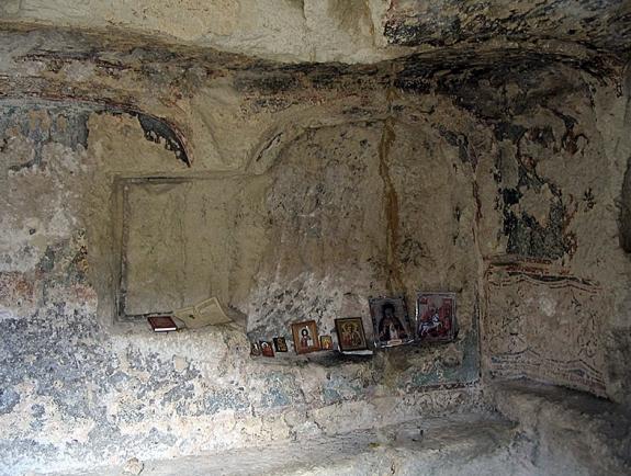 Храм Донаторов внутри