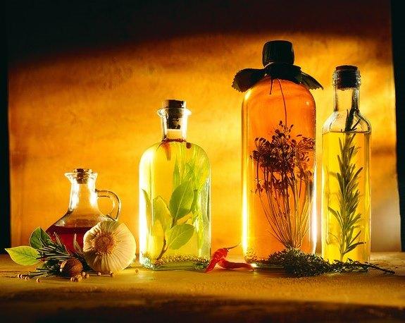 Эфирные масла в аптечке туриста