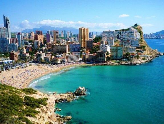 На отдых в Испанию!