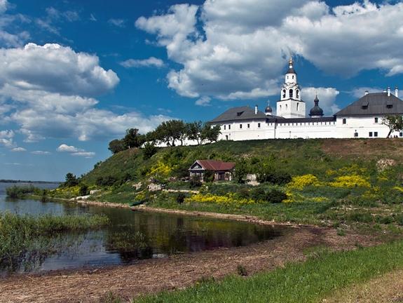 Остров-град Свияжск, Поволжье
