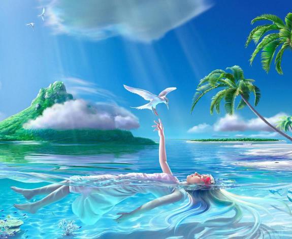 От боязни плавать легко избавиться