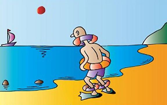 Советы тем, кто боится купаться