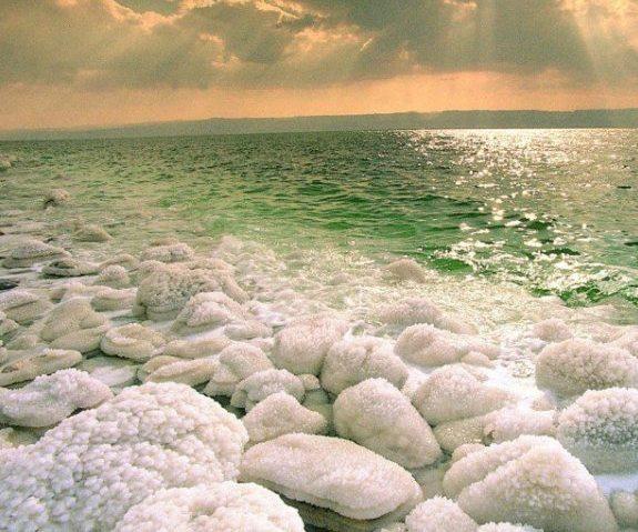В Мертвом море нельзя нырнуть