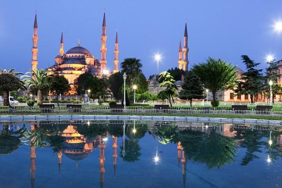 Турция: восточная сказка для любителей отдыха