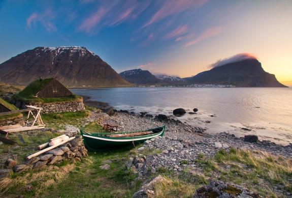 Чары ледяной Исландии