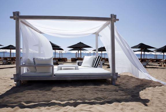 Варкиза, элитный пляж