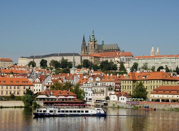 Прага - один из самых красивых городов Европы