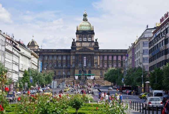 Новый город, Прага
