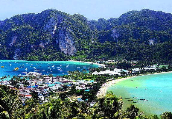 На Андаманских островах есть туристическая инфраструктура