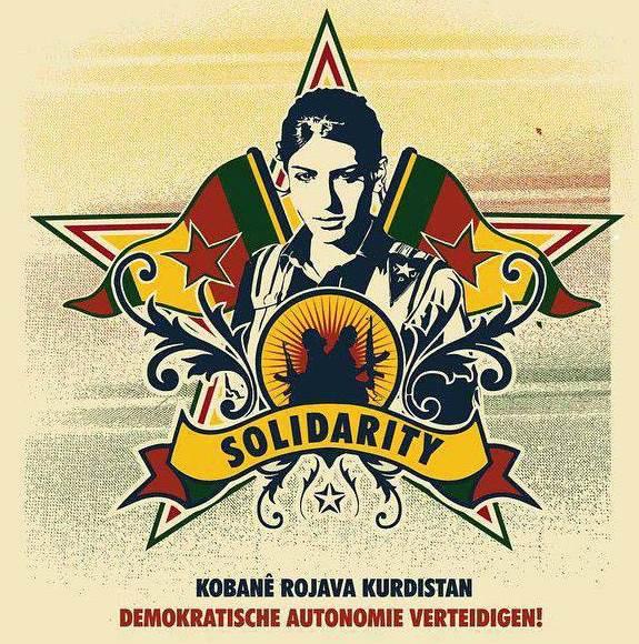 Сирийский Курдистан (Рожава)