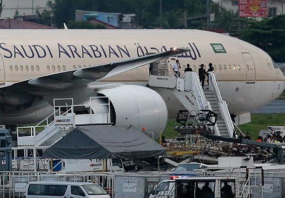 Саудовская Аравия ввела дресс-код для авиапассажиров