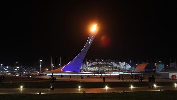 Олимпийский Сочи