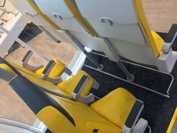 Стоячие места в самолете