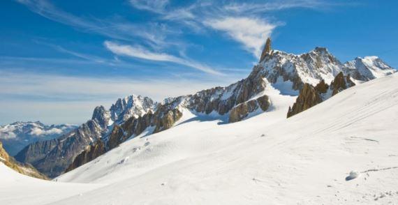 Шамони - альпийский горнолыжный курорт