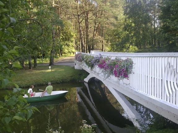 В Друскининкай едут за спокойным оздоровительным отдыхом