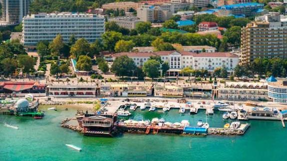Выбор отеля в Анапе