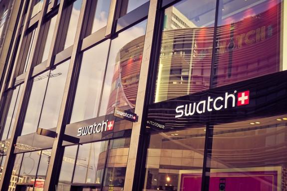 Швейцария - главный производитель часов