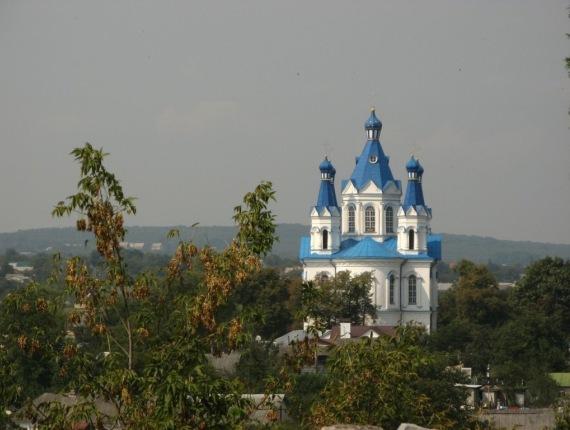 Каменец-Подольский - город-достопримечательность в Украине