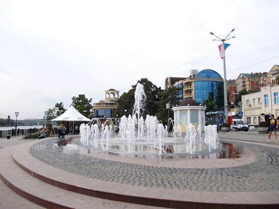 Ростовские фонтаны