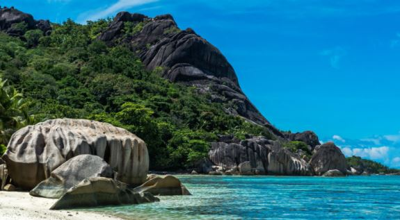 Путешествие на райские Сейшелы