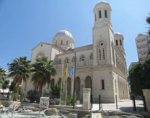 Церковь Айя-Напа