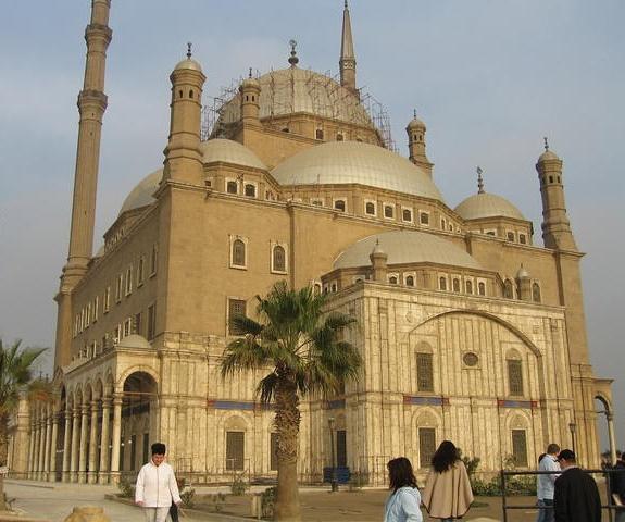Алебастровая мечеть
