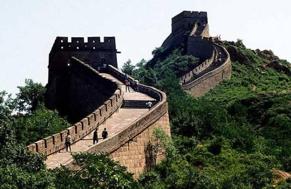 Прогуляться по Великой Китайской стене могут и россияне