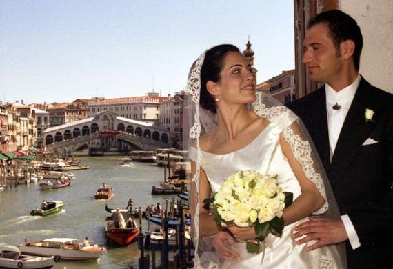 Свадьба в Европе - реальность для россиян