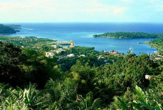 Ямайка, Порт-Антонио