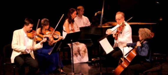 Фестиваль камерной музыки в Иерусалиме