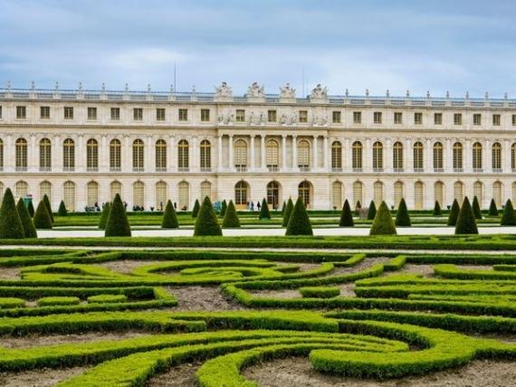 Реставрация Версаля началась