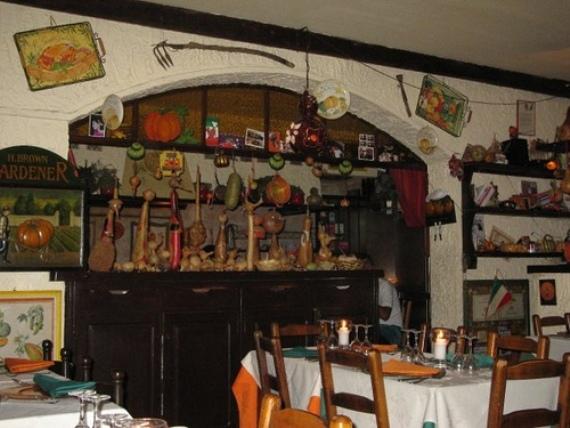 Ресторан La Zucca Magica в Ницце