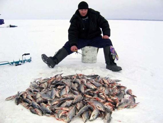 Готовься к зимней рыбалке летом, и будет улов!