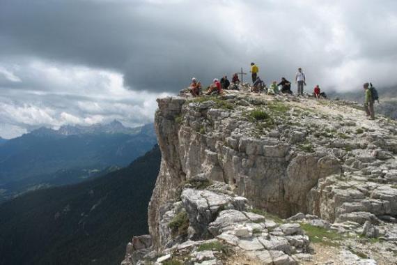 Альпинизм в Италии