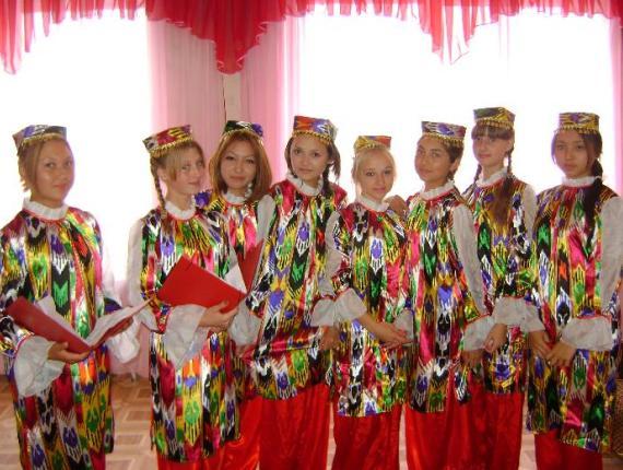 Фестиваль языков народов Казахстана