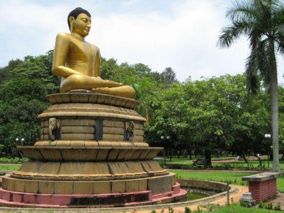 Шри-Ланка богата на достопримечательности