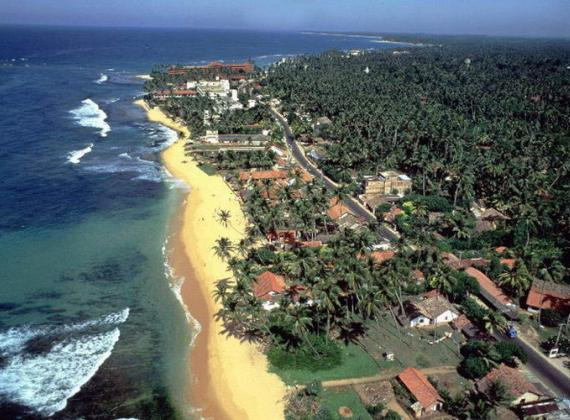 Курорт Маунт Лавиния, Шри-Ланка